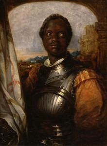 Othello by William Mulready, RA 1786-1863