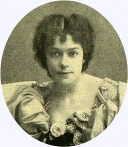 Clara Butt, 1897