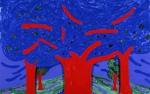Hockney: The Garden