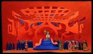 Hockney: Turandot