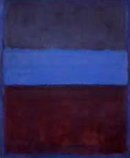 Mark Rothko (1903 – 1970) – No. 61 (Rust and Blue), 1953