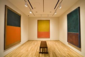 The Rothko Room at the Phillips Gallery, Washington D.C.