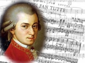 Mozart and his opera