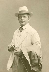 Carl Nielsen in 1908 (Georg Lindstrøm)