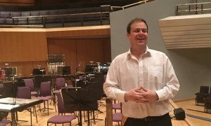 'You should have a background in music, so you can understand the demands put on players,' says orchestral manager Chris Lewis.  Photograph: The Hallé Orchestra