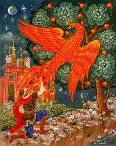 Ivan captures the Firebird