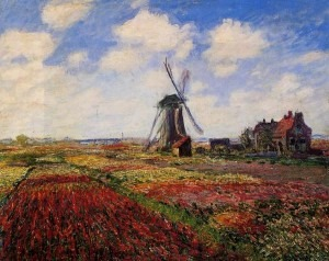 Monet's painting