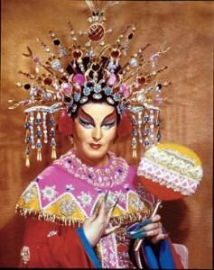 Birgit Nilsson as Turandot (Met, 1961)