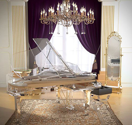 Blüthner: The Piano with the Golden Tone