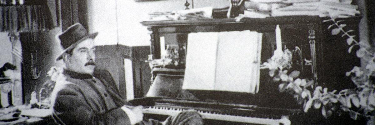 Minors of the Majors <br/>Giacomo Puccini: <em>Pezzo per pianoforte</em>