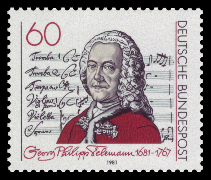 Minors of the Majors <br/>Georg Philipp Telemann: <em>Overture</em> in A minor, TWV 55:a1