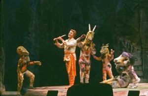 Chagall the Magic FluteCredit:  Louis Mélançon/Metropolitan Opera