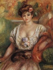 Auguste Renoir – Misia, 1904