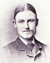 George Bernard Shaw in 1879
