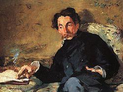 Edouard Manet -- Stéphane Mallarmé (1842-1898)