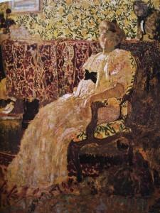 Edouard Vuillard – Misia and Thadée Natanson, c. 1897