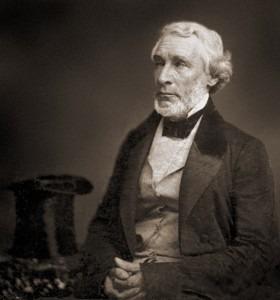 James Gordon Bennet, Sr., taken by Mathew Brady