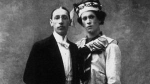 Stravinsky and Nijinsky