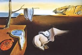Dalí: The Persistence of Memory (1931)