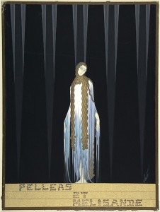 Costume Design for Pelléas et Mélisande, Metropolitan Opera, New York (Metropolitan Museum of Art)