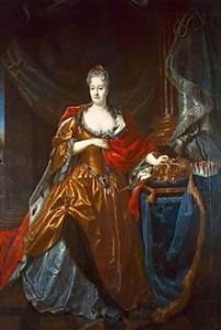 Christiane Eberhardine of Brandenburg-Bayreuth