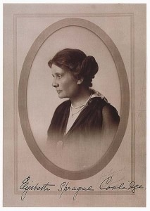 Elizabeth Sprague Coolidge Collection library of congress