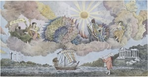 Sendak: Illustration for Idomeneo