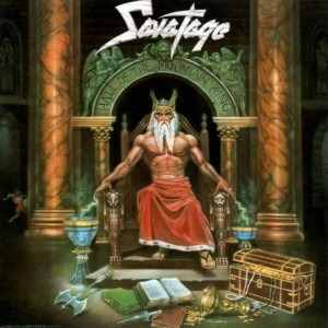 Cover of Savatage's Hall of the Mountain King