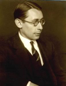 Hans Gál in the 1930s