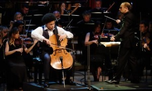 Cellist Sheku Kanneh-Mason, the 2016 BBC Young Musician. 'The perception of classical music as a posh activity is outdated and wrong, as the success of the brilliant BBC Young Musician (a pupil at a comprehensive school in Nottingham) illustrates,' writes Susan Tomes. Photograph: Mark Allan/BBC/PA