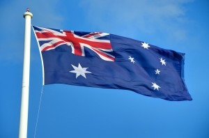 Australian FlagCredit: Wikipedia