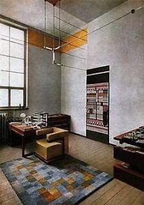 Director's Office, Dessau, 1926
