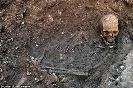 Skeleton found