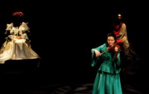 Loo Mei Hui, violinist