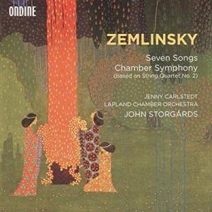 zemlinsky seven songs chamber symphony