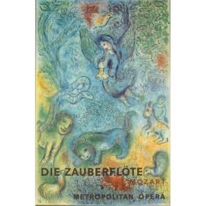 Programme book for Die Zauberflöte at the Met