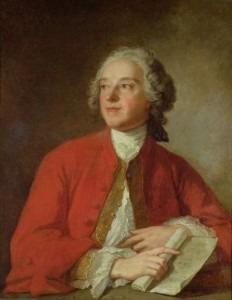 Pierre Augustin Caron de Beaumarchais, after a painting by Jean-Marc Nattier