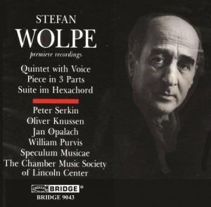 Stefan Wolpe (1902-1972)
