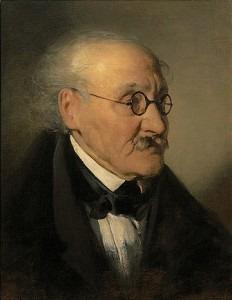 Ignaz Franz Castelli by Friedrich von Amerling