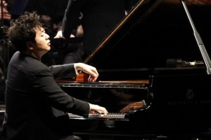 Chinese pianist Lang Lang. Photo credit: Jamal Saidi / Reuters