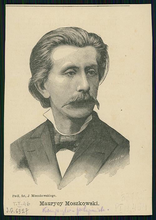 Unsung Concertos <br/>Moritz Moszkowski (1854-1925): <em>Piano Concerto</em> Op. 3