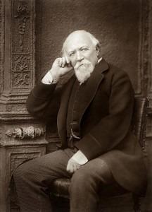 Robert Browning by Herbert Rose Barraud (1888)