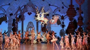 Departing on the Sleigh (New York City Ballet)