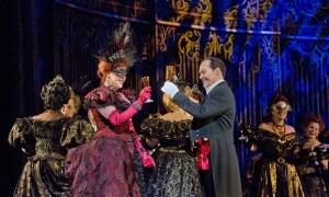 Eisenstein meets the Countess (Metropolitan Opera)