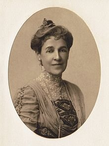 Florence Earle Coates, before 1916
