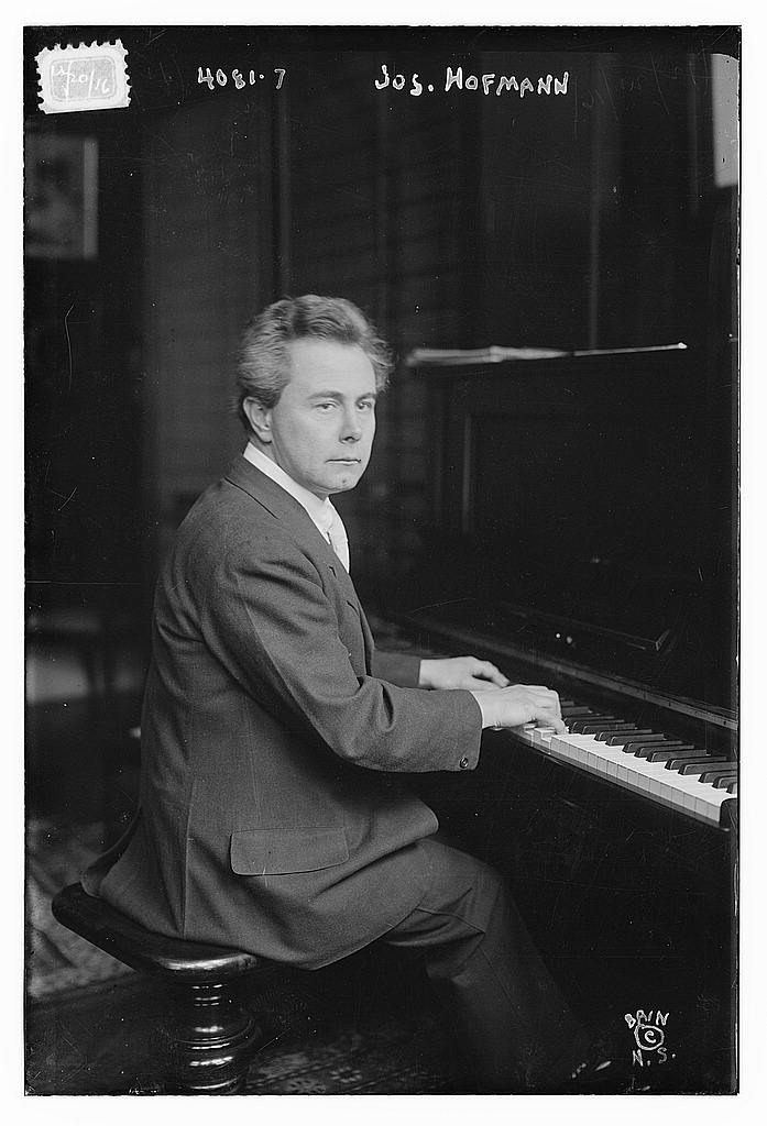 Forgotten Pianists: Josef Hofmann