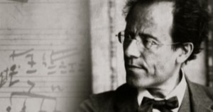 Photograph of Mahler