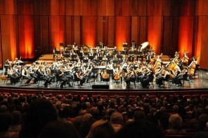 The Palestine Youth Orchestra hope to perform in the UAE soon. Courtesy Palestine Youth Orchestra