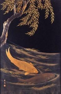 Nanzhou, Poissons d'or, 19th century