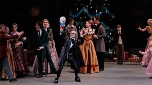 The Arrival of the The Nutcracker (New York City Ballet)